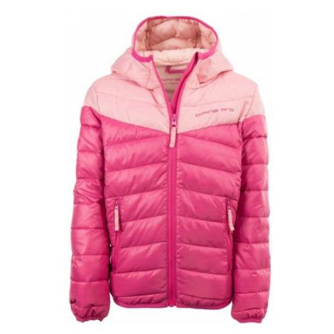 ALPINE PRO OBOKO 2 pink - Kids' jacket