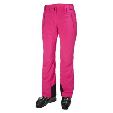Helly Hansen LEGENDARY INSULATED PANT W pink - Women's ski pants