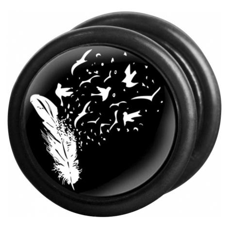Wildcat - Fly Away - Fake plug set - black-white