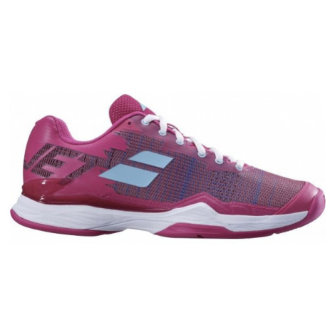 Babolat JET MACH I CLAY W red wine - Women's tennis shoes