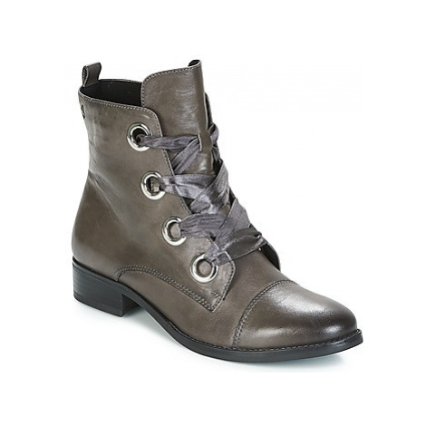 Caprice BENAT women's Low Ankle Boots in Grey