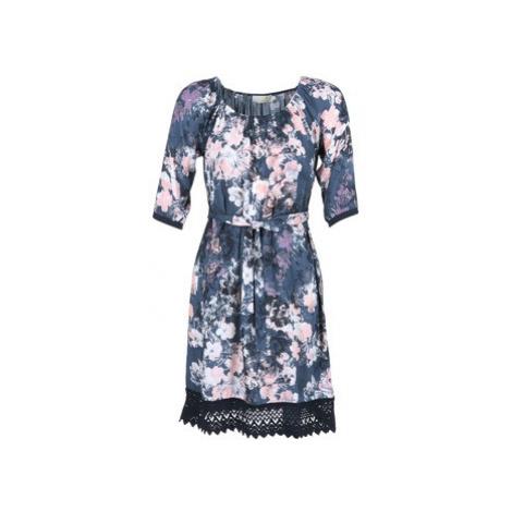 Cream COLETTE women's Dress in Blue