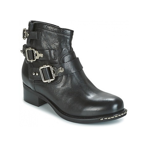 Mimmu DIMA women's Mid Boots in Black