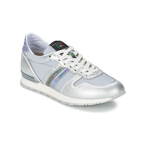 Serafini LOS ANGELES women's Shoes (Trainers) in Silver