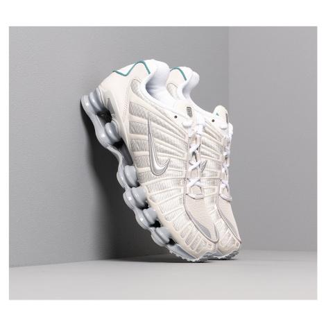 Nike Shox TL Light Bone/ Metallic Silver-Cool Grey