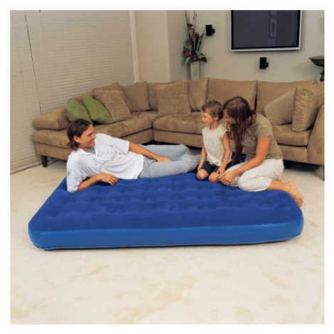 Bestway QUEEN FLOCKED MAT - Inflatable mattress - Bestway