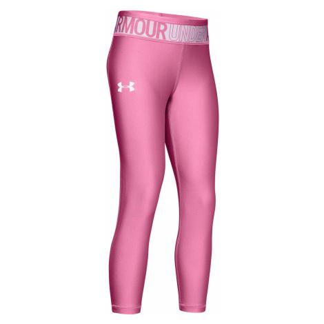 Under Armour Kids Leggings Pink