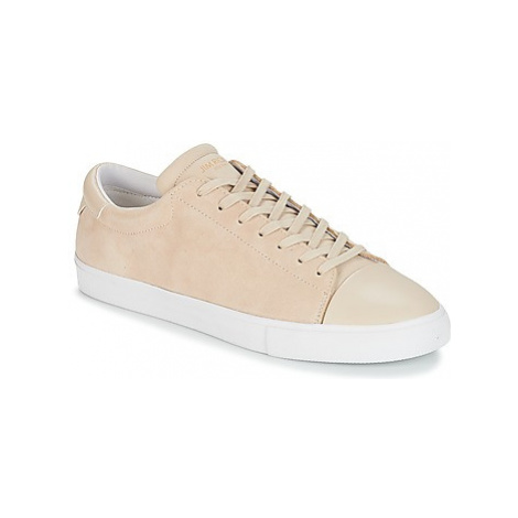 Jim Rickey CAPPIE men's Shoes (Trainers) in Beige