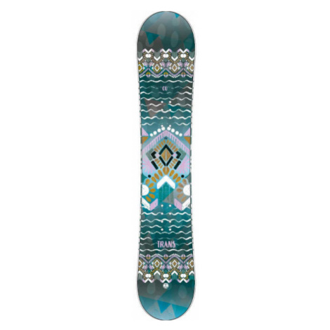 TRANS CU JUNIOR GIRL FULLROCKER - Children's snowboard