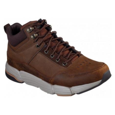 Skechers METCO brown - Men's ankle shoes