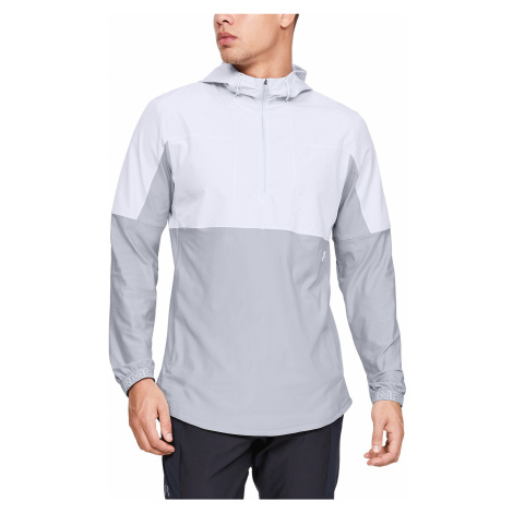 Under Armour Vanish Hybrid Jacket White Grey