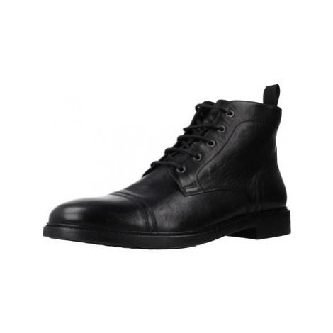 Geox U CURTWAIN men's Mid Boots in Black