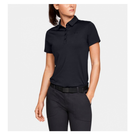 Women's UA Zinger Short Sleeve Polo Under Armour