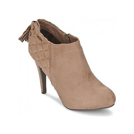 Refresh SIXRIV women's Low Boots in Beige