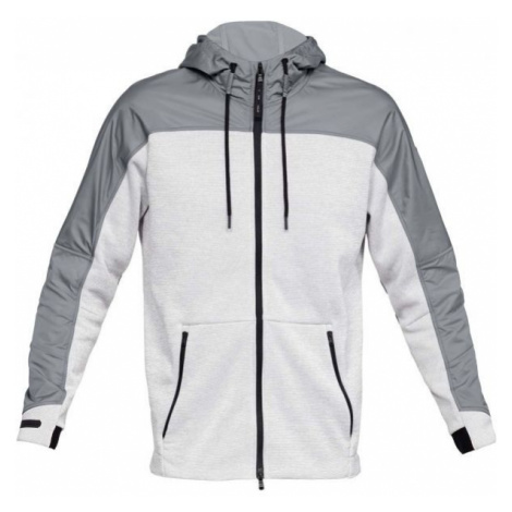 Under Armour UA COLDGEAR SWACKET gray - Men's sweatshirt