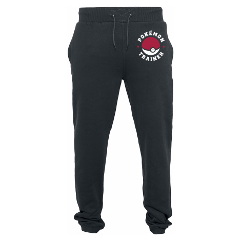 Pokémon - Trainer - Tracksuit Trousers - black
