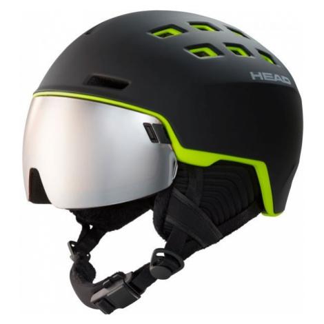 Head RADAR black - Ski helmet