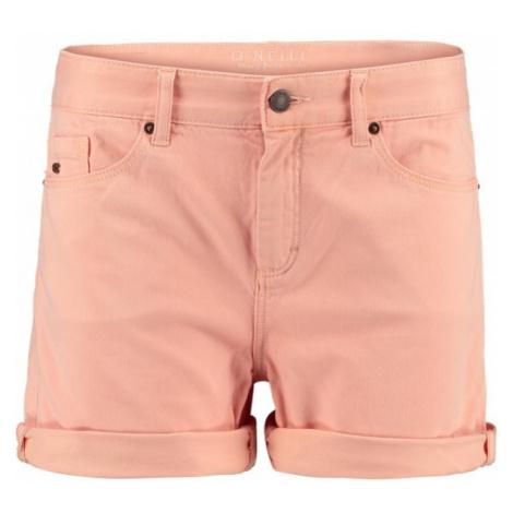 O'Neill LW 5 PKT SHORTS light pink - Women's shorts