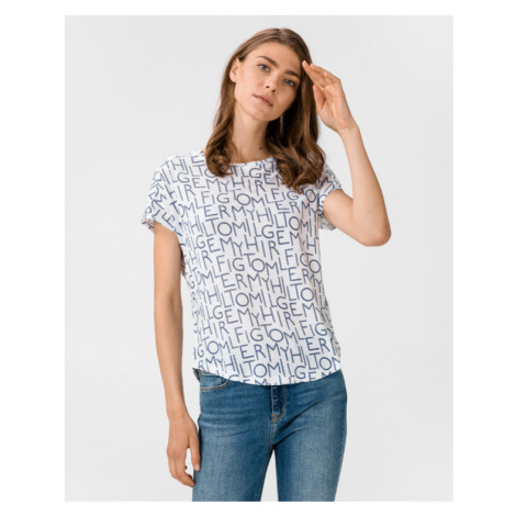 Tommy Hilfiger Alexis T-shirt White