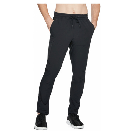 Under Armour Unstoppable Woven Cargo Tracksuit Black