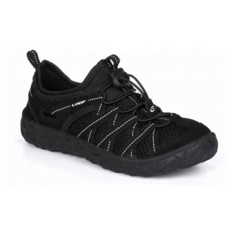 Loap ALAMA JR black - Kids' sandals