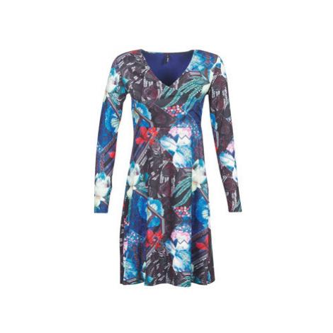 Smash LOVELINA women's Dress in Multicolour