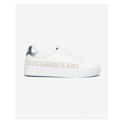 Trussardi Jeans Sneakers White