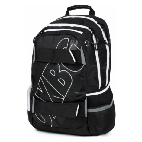 Oxybag OXY SPORT black - Student backpack