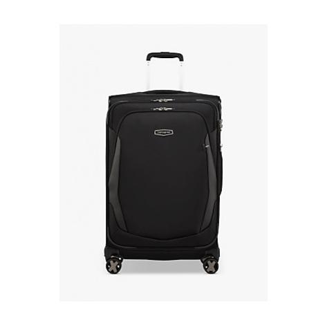 Samsonite X'Blade 4.0 Spinner 4-Wheels 71cm Suitcase, Black