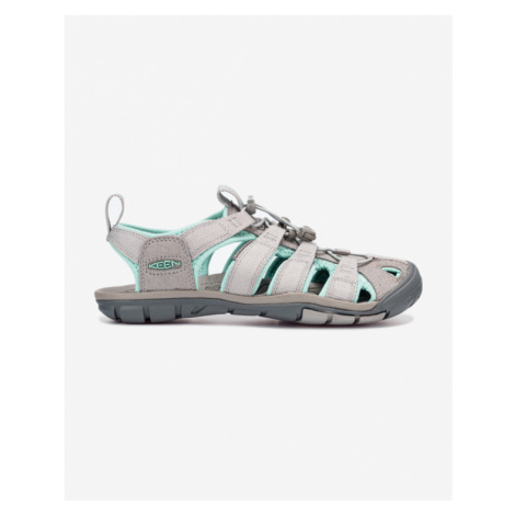 Keen Clearwater Cnx Sandals Green Grey
