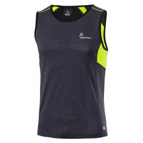 Klimatex SIEB gray - Men's running tank top