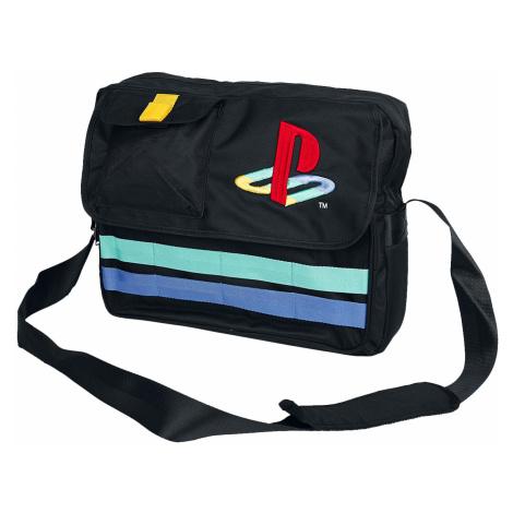 Playstation - Retro Logo Bag - Messenger bag - multicolour