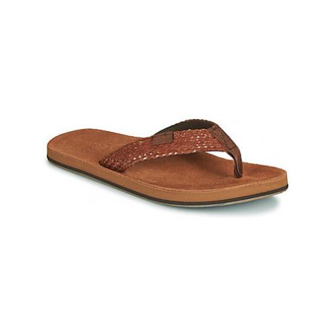 Cool shoe SAKURA women's Flip flops / Sandals (Shoes) in Gold