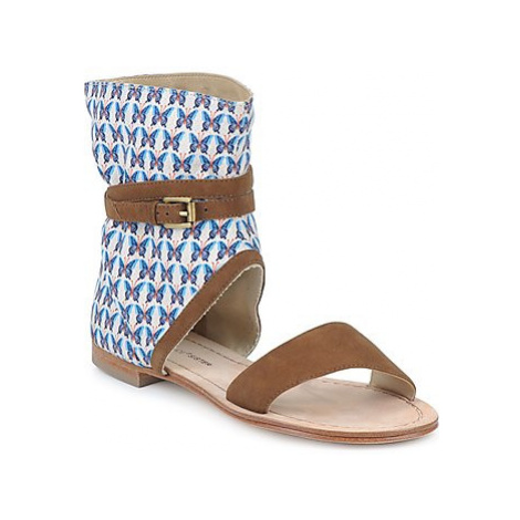 Paul Joe Sister ARMINE women's Sandals in Brown Paul & Joe