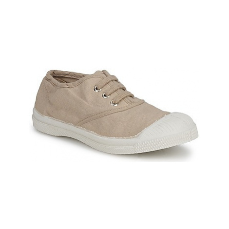 Bensimon TENNIS LACET women's Shoes (Trainers) in Beige
