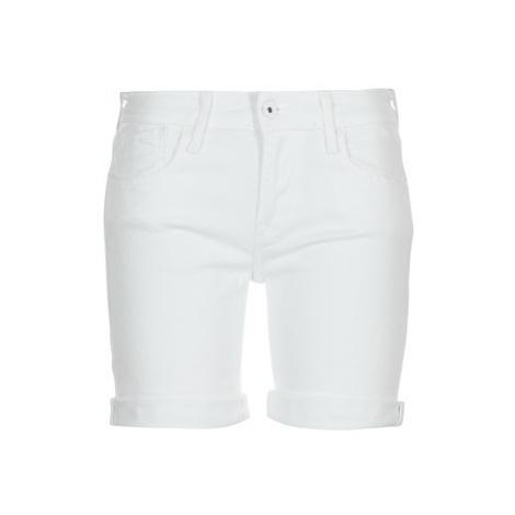 Pepe jeans BETTI SHORT women's Shorts in White