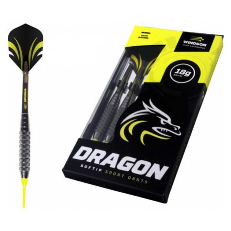 Windson DRAGON SET black - Darts