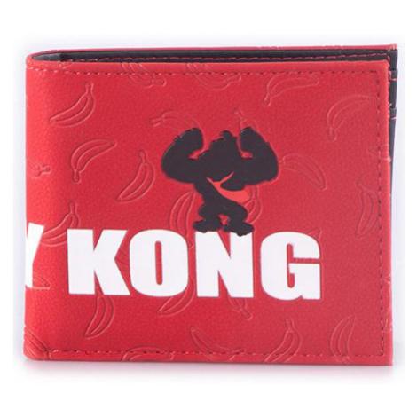 Super Mario - Donkey Kong - Wallet - red