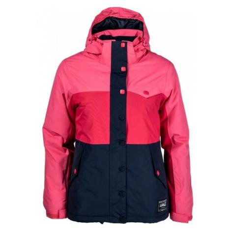 Willard QUELLA orange - Women's ski jacket