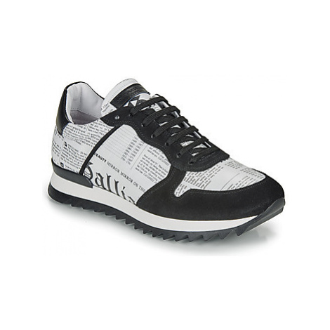 John Galliano 8541 men's Shoes (Trainers) in Black