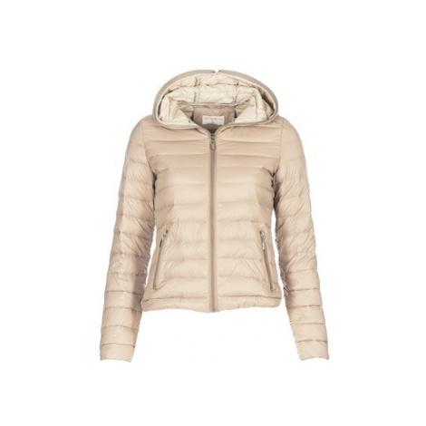 Moony Mood DOUCE women's Jacket in Beige