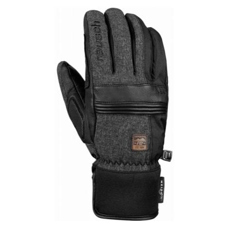Reusch QUENTIN MEIDA DRY dark gray - Men's ski gloves