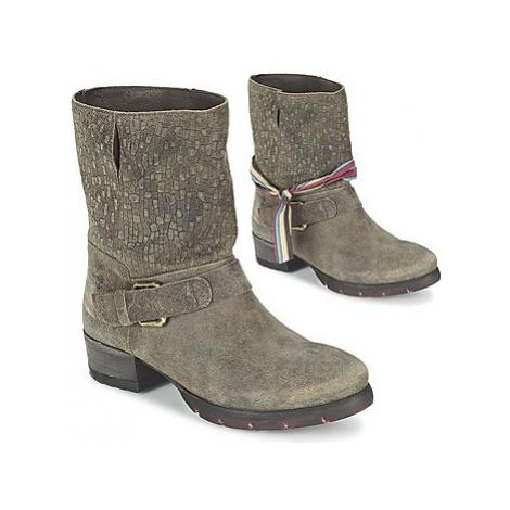 Felmini RARSA women's Mid Boots in Brown