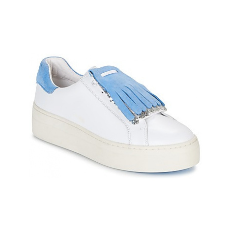 Mellow Yellow DACOCOTTE women's Shoes (Trainers) in White