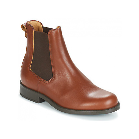 Aigle ORZAC W 2 women's Mid Boots in Brown