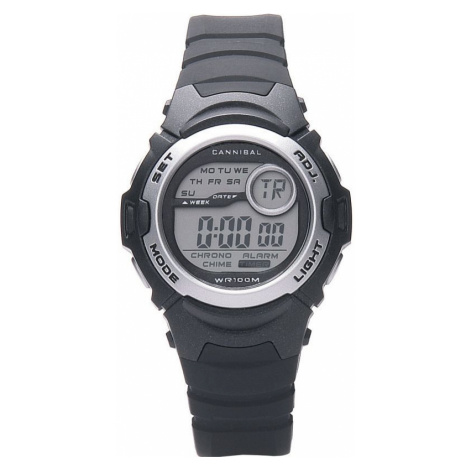 Mens Cannibal Digital Alarm Chronograph Watch