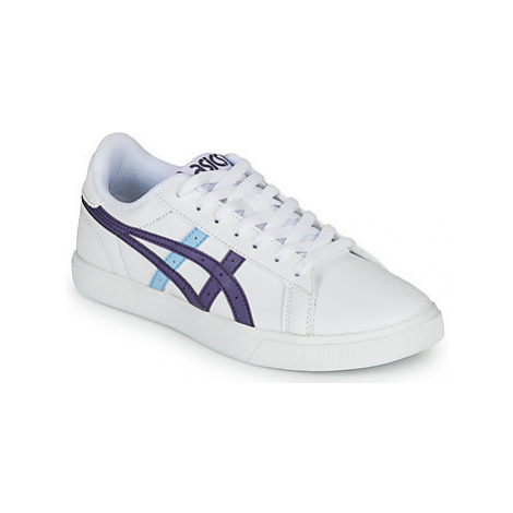 Asics CLASSIC CT women's Shoes (Trainers) in White
