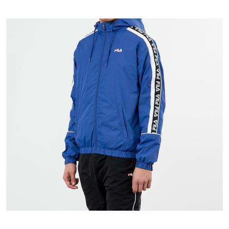 FILA Teva Wind Jacket Surf The Web/ Bright White