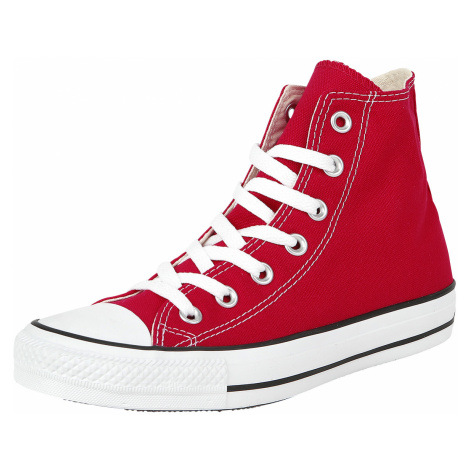 Converse - Chuck Taylor All Star High - Sneakers - red
