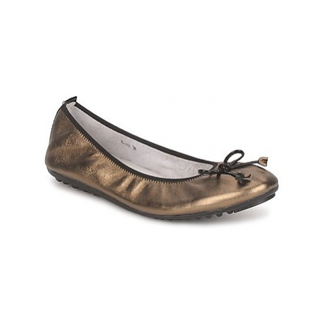 Mac Douglas ELIANE women's Shoes (Pumps / Ballerinas) in Gold